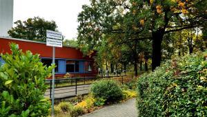Gästehaus Pauline, Апартаменты  Берлин - big - 23