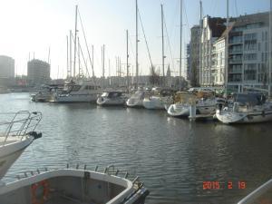 Residentie Kursaal, Appartamenti  Ostenda - big - 4