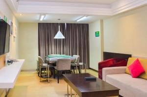 Shanshui Fashion Hotel Shunde Ronggui, Hotely  Shunde - big - 35