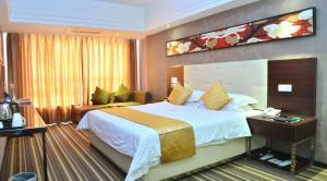 Shanshui Fashion Hotel Shunde Ronggui, Hotels  Shunde - big - 18