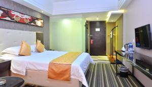 Shanshui Fashion Hotel Shunde Ronggui, Hotely  Shunde - big - 17