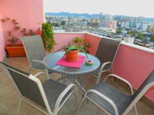 Cityview Tirana, Апартаменты  Тирана - big - 1