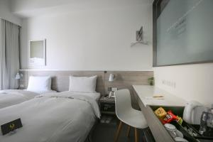 CityInn Hotel Plus- Fuxing North Road Branch, Hotels  Taipeh - big - 62