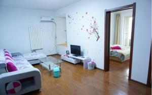 U Home Apartment Qingdao Aibi'an Branch, Apartmanok  Huangtao - big - 13