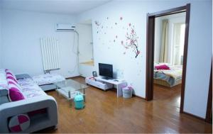 U Home Apartment Qingdao Aibi'an Branch, Apartmanok  Huangtao - big - 4