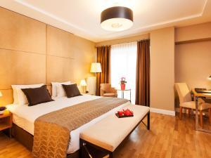 Nidya Hotel Esenyurt, Szállodák  Esenyurt - big - 9