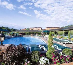 Villa Roma Resort and Conference Center, Rezorty  Callicoon - big - 22