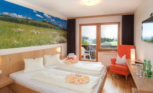 Almfrieden Hotel & Romantikchalet, Отели  Рамзау-ам Дахштайн - big - 14