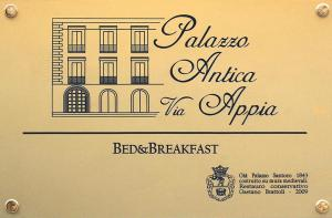Palazzo Antica Via Appia, Bed and Breakfasts  Bitonto - big - 20