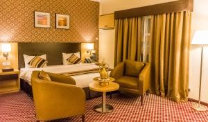 Fortune Karama Hotel, Hotely  Dubaj - big - 6