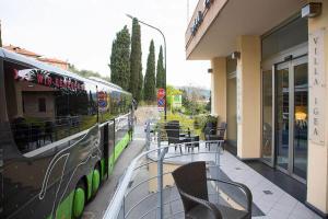 Hotel Villa Igea, Отели  Диано-Марина - big - 52