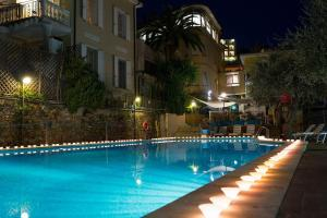 Hotel Villa Igea, Отели  Диано-Марина - big - 61