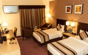 Fortune Karama Hotel, Hotely  Dubaj - big - 3