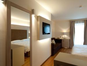 Trattoria Locanda Ai Tre Amici, Hotels  Mortegliano - big - 20