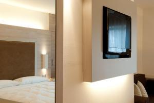 Trattoria Locanda Ai Tre Amici, Hotels  Mortegliano - big - 22
