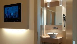 Trattoria Locanda Ai Tre Amici, Hotels  Mortegliano - big - 12