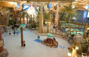 Cedar Point Castaway Bay Indoor Water Park, Отели  Сандаски - big - 24