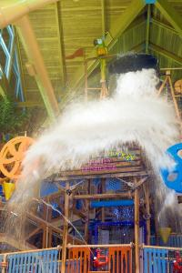Cedar Point Castaway Bay Indoor Water Park, Отели  Сандаски - big - 26