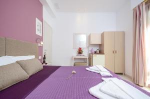 Panormos Hotel and Studios, Hotely  Naxos Chora - big - 2