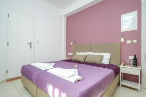 Panormos Hotel and Studios, Hotely  Naxos Chora - big - 66