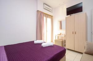 Panormos Hotel and Studios, Hotely  Naxos Chora - big - 7