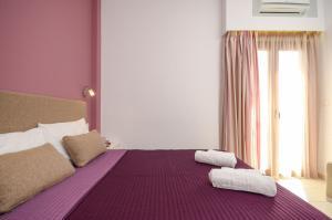 Panormos Hotel and Studios, Hotely  Naxos Chora - big - 4