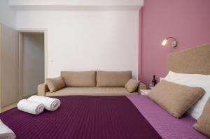 Panormos Hotel and Studios, Hotely  Naxos Chora - big - 3