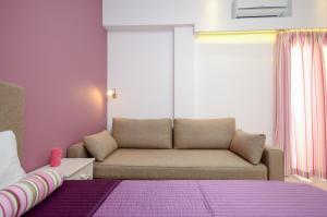 Panormos Hotel and Studios, Hotely  Naxos Chora - big - 19