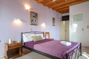 Panormos Hotel and Studios, Hotely  Naxos Chora - big - 43