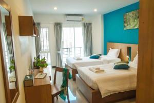Krabi Cinta House, Hotely  Krabi town - big - 23