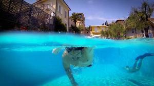 Hotel Villa Igea, Отели  Диано-Марина - big - 64