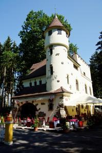 5 hvězdičkový chata Rezidence Zámeček - Boutique Hotel Františkovy Lázně Česko