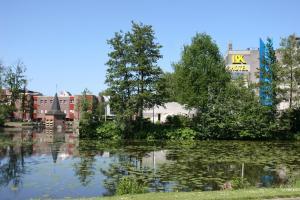 Conferentiehotel Drienerburght, Hotely  Enschede - big - 26