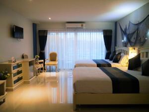 Ancora Blu Boutique Hotel B&B, Hotels  Ao Nang Beach - big - 13