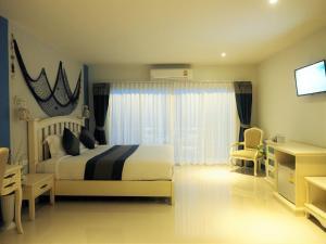 Ancora Blu Boutique Hotel B&B, Hotels  Ao Nang Beach - big - 16