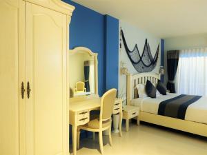 Ancora Blu Boutique Hotel B&B, Hotels  Ao Nang Beach - big - 17