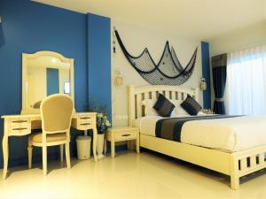 Ancora Blu Boutique Hotel B&B, Hotels  Ao Nang Beach - big - 2