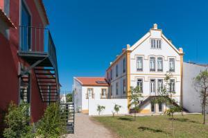 Palacete da Real Companhia do Cacau - Royal Cocoa Company Palace, Hotely  Montemor-o-Novo - big - 20