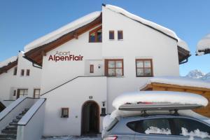 Apart Alpenflair - Apartment - Fiss