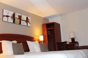 Comfort Hotel Cachan Paris Sud, Hotels  Cachan - big - 9