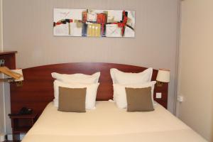 Comfort Hotel Cachan Paris Sud, Hotels  Cachan - big - 12