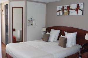 Comfort Hotel Cachan Paris Sud, Hotels  Cachan - big - 16