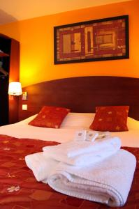 Comfort Hotel Cachan Paris Sud, Hotels  Cachan - big - 20