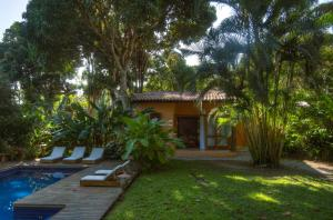 Casa Natureza Brasil Guest House, Гостевые дома  Арраял-д'Ажуда - big - 33