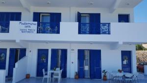 Mediterraneo Apartments, Apartmanhotelek  Arhángelosz - big - 43