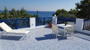 Mediterraneo Apartments, Apartmanhotelek  Arhángelosz - big - 23