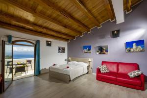 Villa delle Anfore, Pensionen  Scopello - big - 13