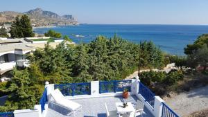 Mediterraneo Apartments, Apartmanhotelek  Arhángelosz - big - 44