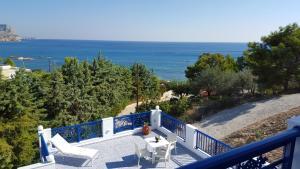 Mediterraneo Apartments, Apartmanhotelek  Arhángelosz - big - 46