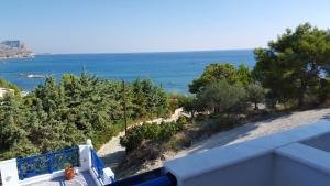 Mediterraneo Apartments, Apartmanhotelek  Arhángelosz - big - 26